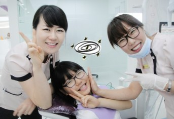 The smile of New York Smile Orthodontics – Cute Hyeun